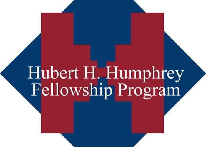 Hubert Humphrey Fellowships in USA for International Students