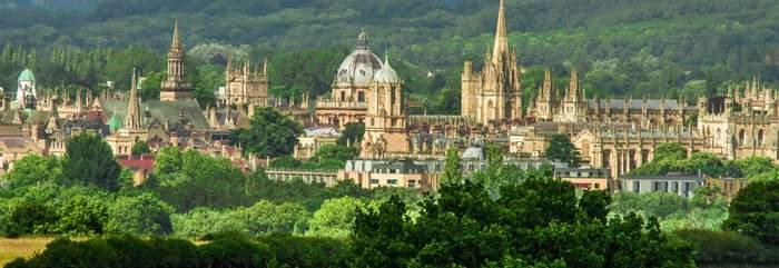 St. Cross Worldwide Scholarships: University of Oxford Masters Degree